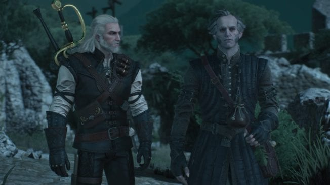 The Witcher 3: Blood and Wine Geralt Regis
