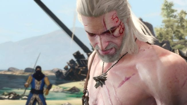 The Witcher 3: Hearts of Stone Geralt Mal