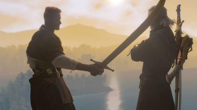 The Witcher 3: Hearts of Stone Olgierd von Everec