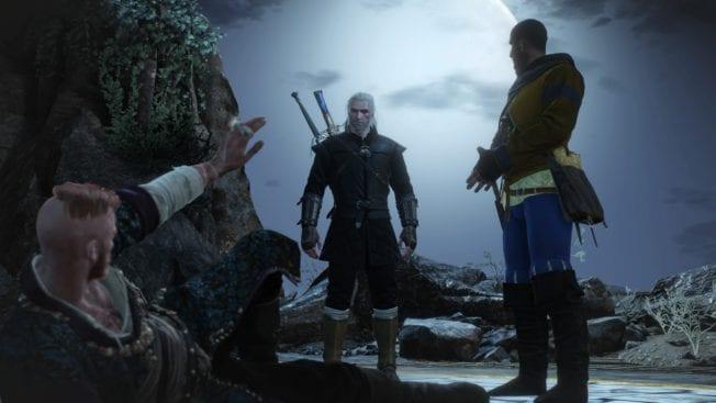 The Witcher 3: Hearts of Stone Olgierd Geralt Gaunter