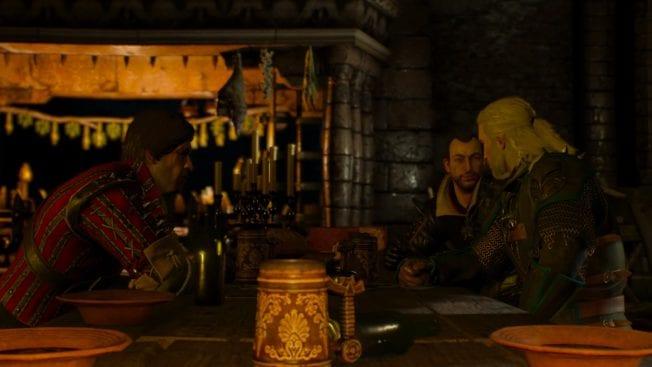 The Witcher 3: Wild Hunt Hexer
