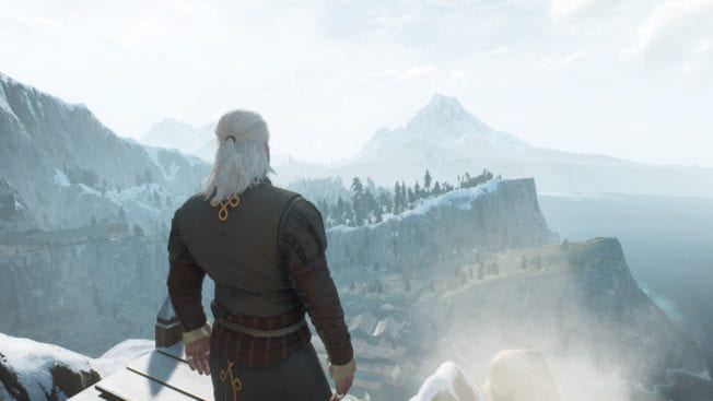 The Witcher 3: Wild Hunt Panorama Skellige