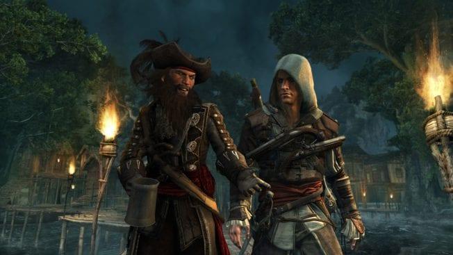 Assassin's Creed 4 Black Flag Blackbeard