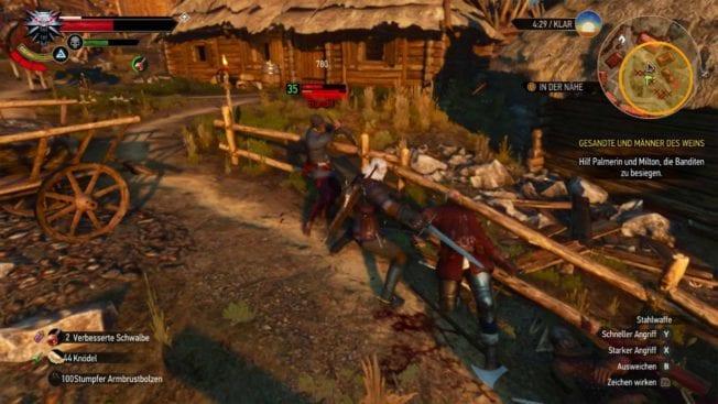 The Witcher 3: Wild Hunt Karte