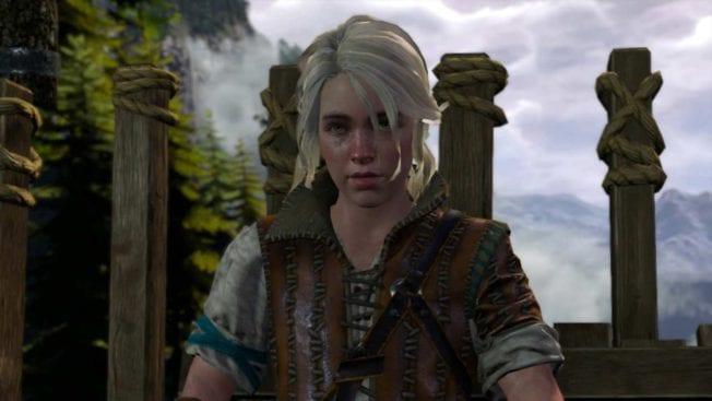 The Witcher 3: Wild Hunt Junge Ciri