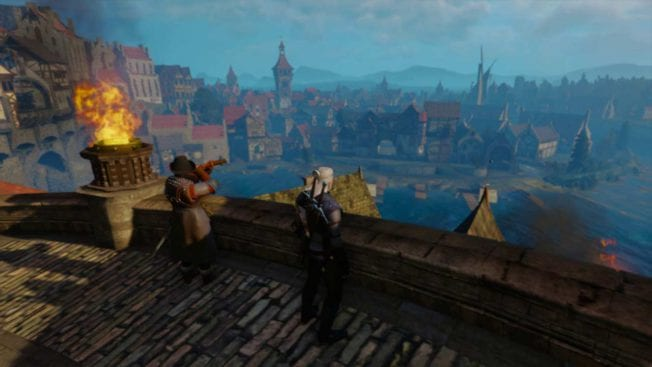 The Witcher 3: Wild Hunt Novigrad