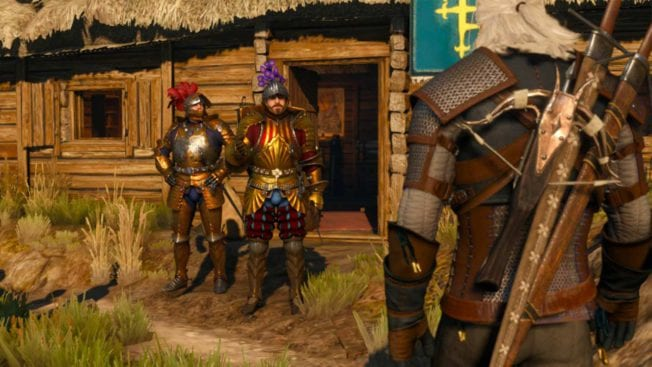 The Witcher 3: Wild Hunt Dorf