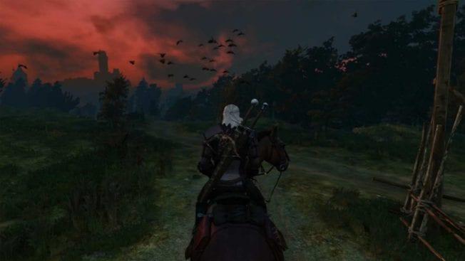 The Witcher 3: Wild Hunt Nachtritt