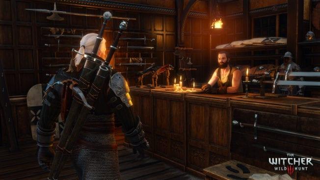 The Witcher 3: Wild Hunt Schmied