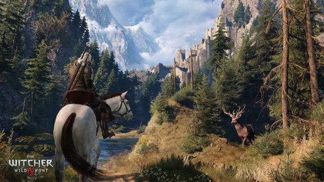 The Witcher 3: Wild Hunt Kaer Morhen