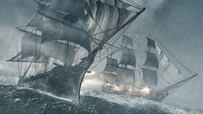 Assassin's Creed 4 Black Flag Meer