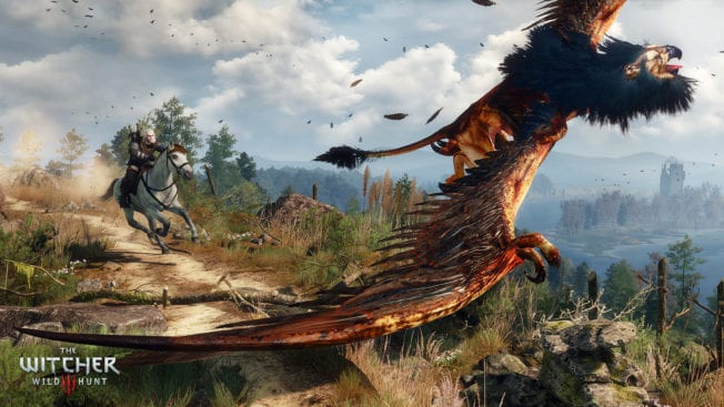 The Witcher 3: Wild Hunt Greif