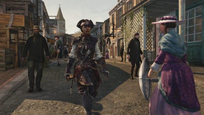 Assassin's Creed 3 Menge