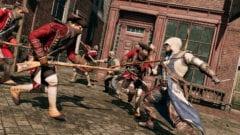 Assassin's Creed 3 Remastered Kampf