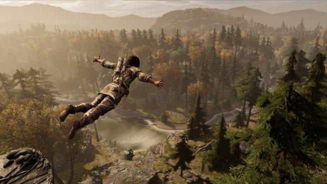 Assassin's Creed 3 Remaster Sprung