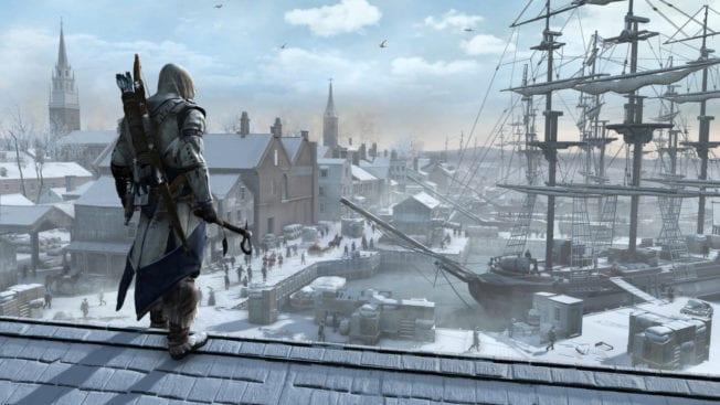 Assassin's Creed 3 Amerika