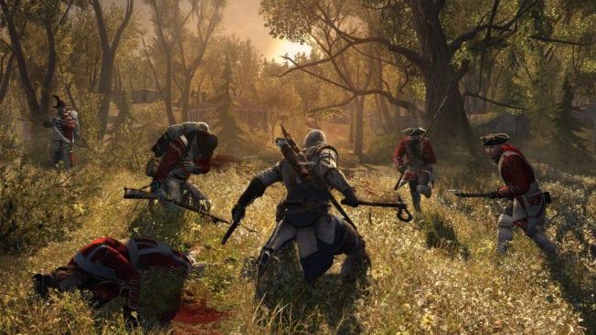 Assassins Creed 3 Remastered Licht