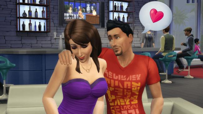 Die Sims 4 Liebe