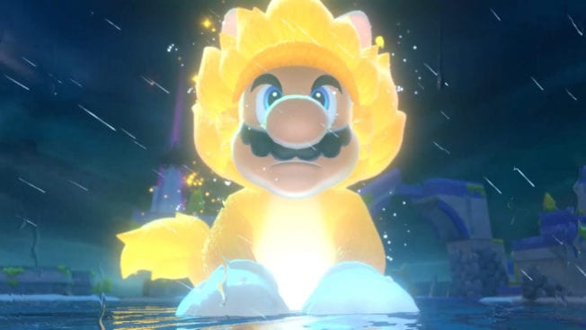 Super Mario 3D World Bilder News