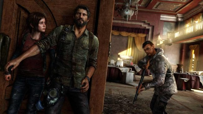 The Last of Us Exklusivspiel PS4