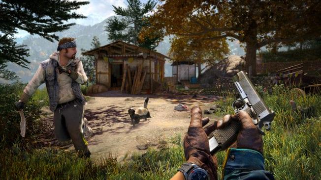 Far Cry 4 Waffen