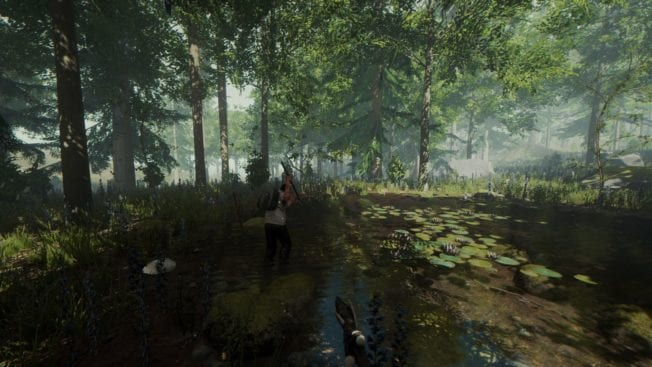 The Forest Multiplayer