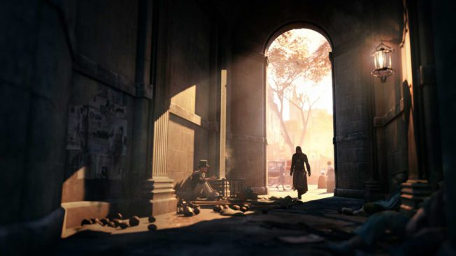 Assassin's Creed Unity Architektur