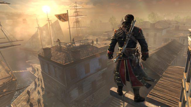 Assassin's Creed Rogue Shay Cormac