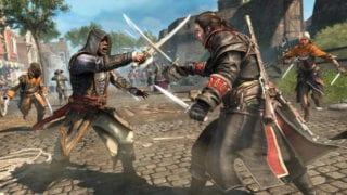 Assassin's Creed Rogue Templer Assassine