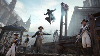 Assassin's Creed Unity Hinrichtung