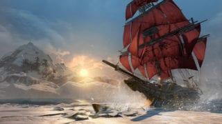 Assassin's Creed Rogue Meer Schiff
