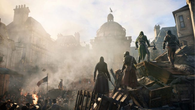 Assassin's Creed Unity Multiplayer