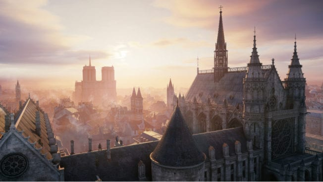Assassin's Creed Unity Paris