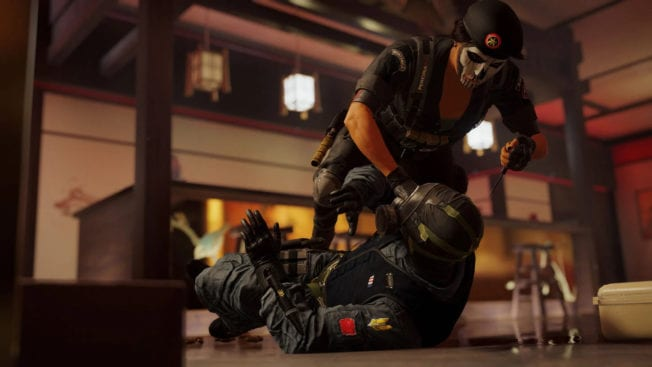 Rainbow: Six Siege Multiplayer