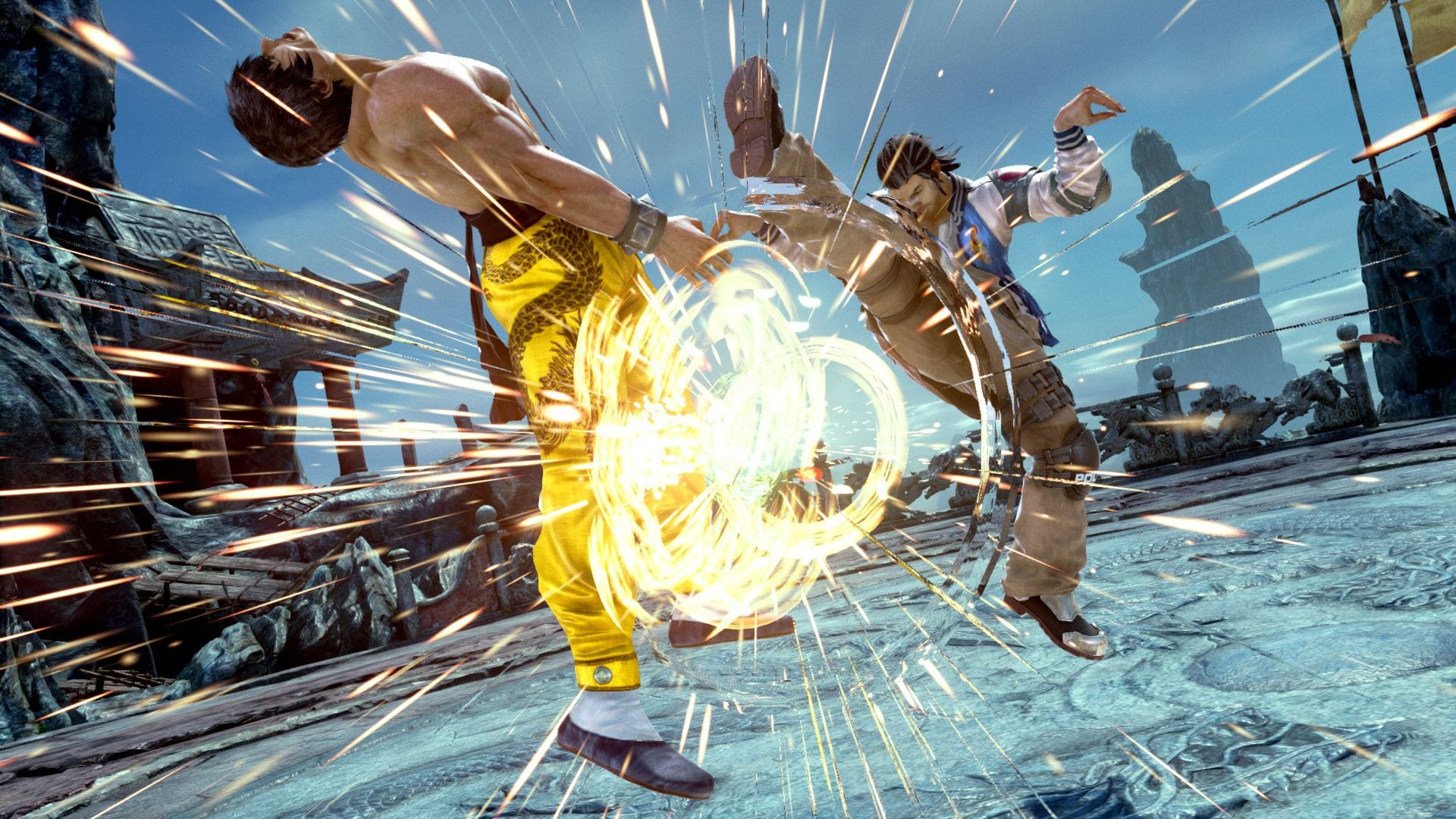 Tekken 7 im Humble Bundle