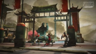 Assassin's Creed Chronicles Kampf
