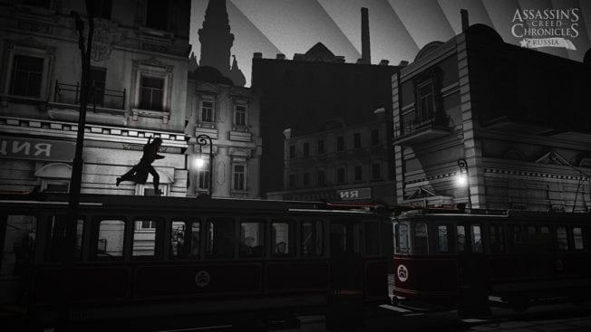 Assassin's Creed Chronicles Oktoberrevolution im Jahr 1917