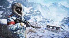 Far Cry 4 Schnee