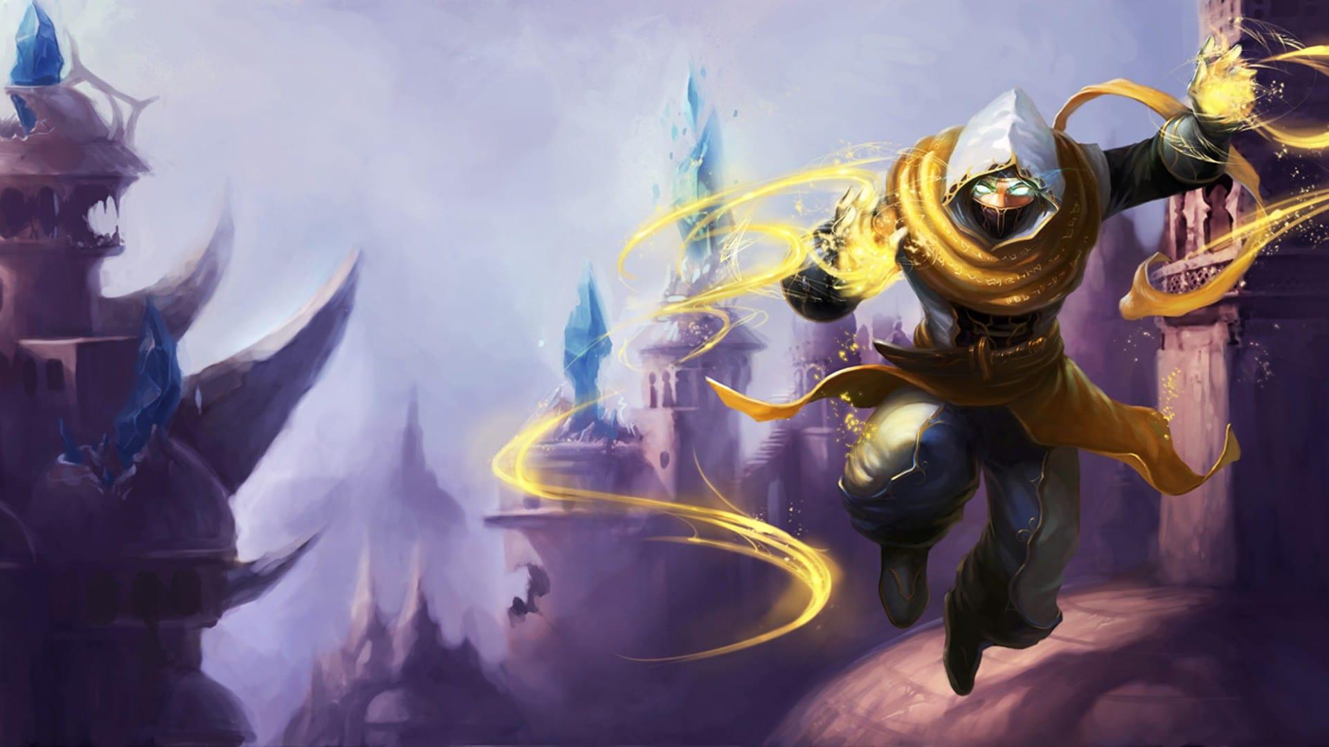 League of Legends: Welcher neuer Build macht Ashe zur