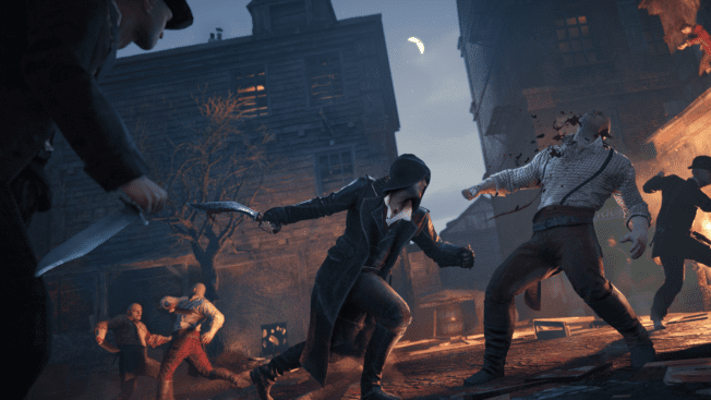 Assassins Creed Syndicate Kampf