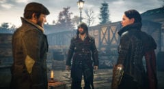 Assassins Creed Syndicate Jacob Evie