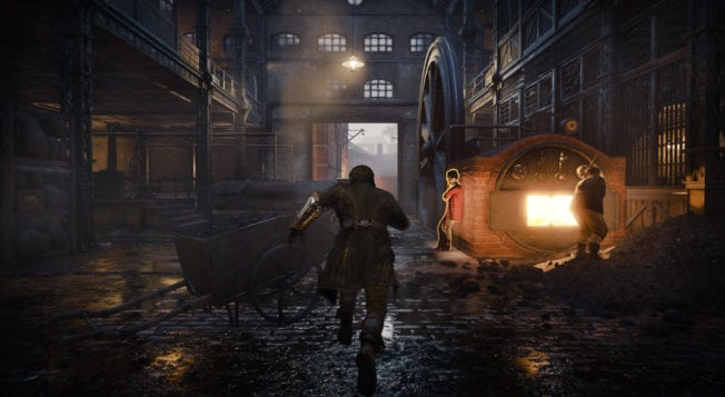 Assassins Creed Syndicate Befreiungen