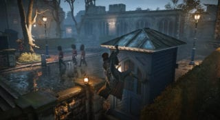Assassins Creed Syndicate Nacht