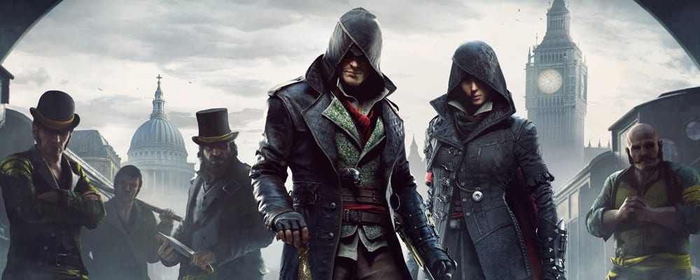Assassin's Creed Syndicate Teaser