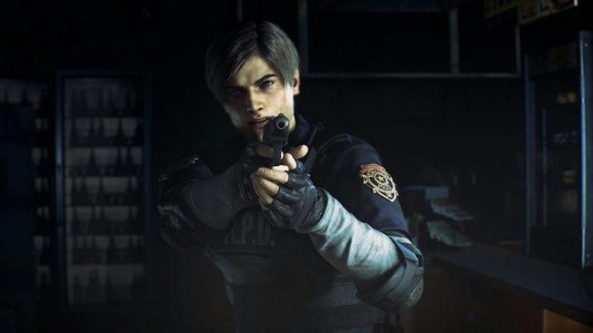 Resident Evil 2 Leon S. Kennedy