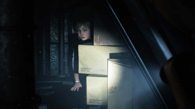 Resident Evil 2 Sherry Birkin