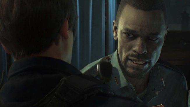 Resident Evil 2 Polizeipräsidium