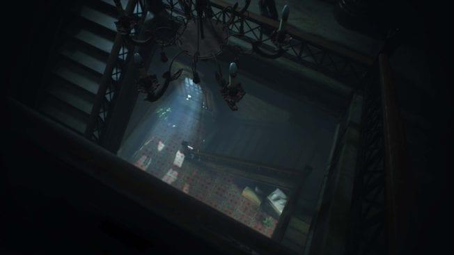 Resident Evil 2 Licker Gefahr