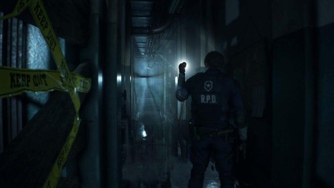 Resident Evil 2 Raccoon City