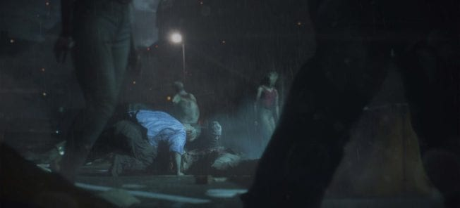 Resident Evil 2 Zombies